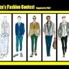 Bishu Runway男性时尚表演